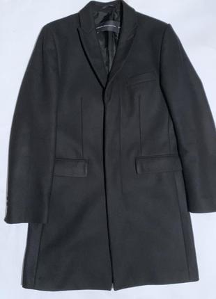 Пальто, шерсть, french connetcion