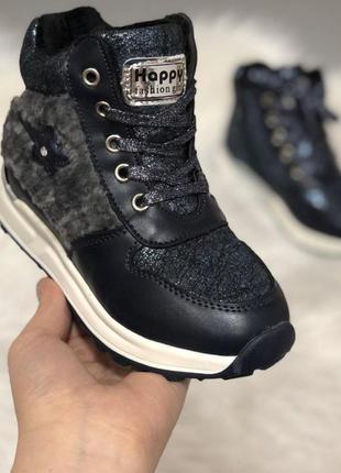 Зимние детские ботинки, кроссовки