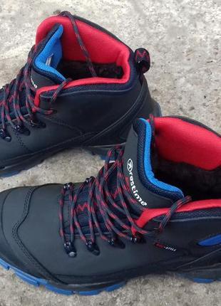Зимние ботинки restime 26 см