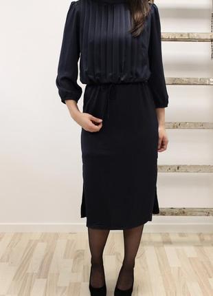 Элегантное платье с длинным рукавом moves
