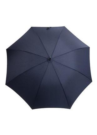 Мужской зонт-трость ferre milano 107c темно-синий