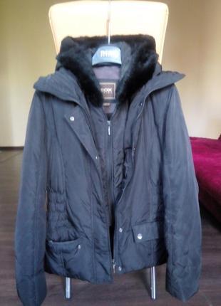 Куртка пуховик   geox 36  размер