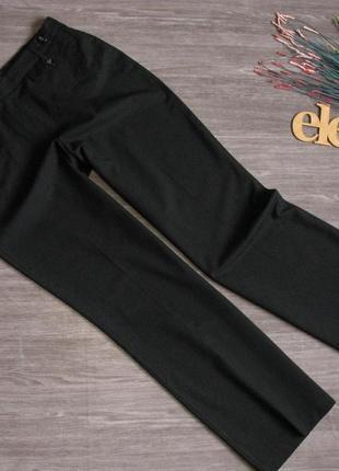 Темно серые брюки gerry weber размер eur 40