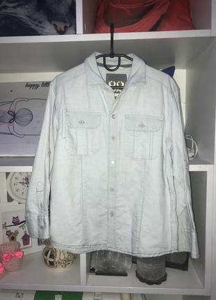Крутая рубашка на мальчика 6-7 лет