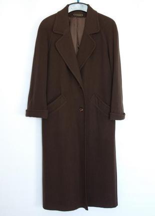 Стильное пальто marks & spencer, шерсть