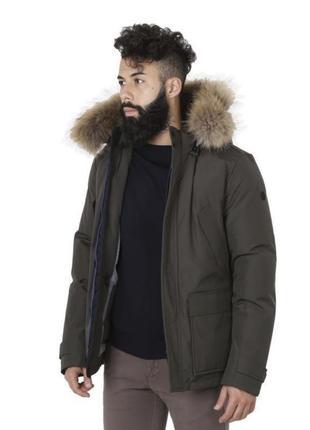 Куртка парка пуховик at.p.co