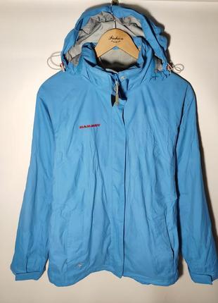 Mammut лыжняя куртка ветровка оригинал