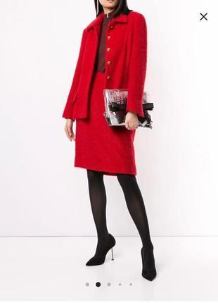 Роскошный костюм из шерсти от именитого бренда celine france оригинал