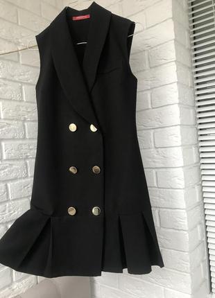 Платье дорогая копия balmain