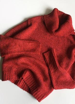 Свитер, вязаный свитер, свитшот