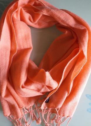 Нежнейший кашемировый шарф