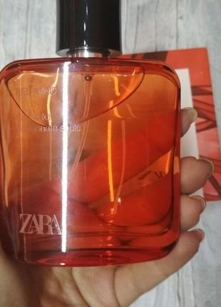 Чоловічі парфуми zara red mind новинка 2019, 100 мл