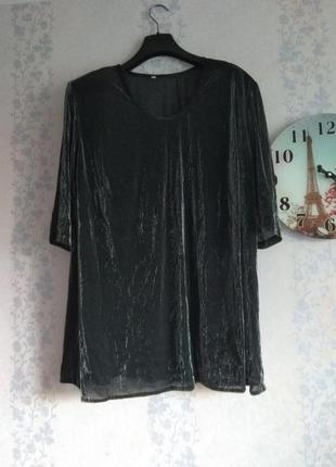 Блузка большого размера состояние новой