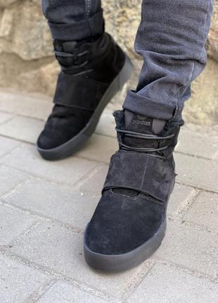 Ботинки adidas зима