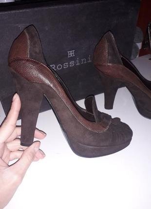 Туфли италия rossini