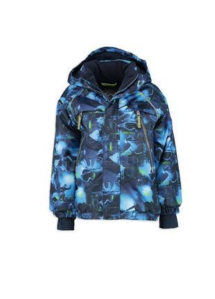 Фирменная лыжная куртка, 134-140 см, от 8 до 10 лет