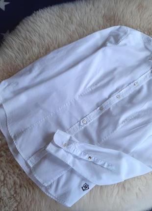 Базовая рубашка massimo dutti