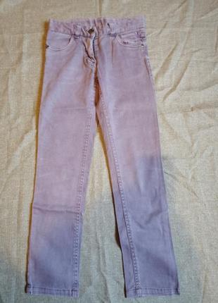 Комплект джинсы и флиска