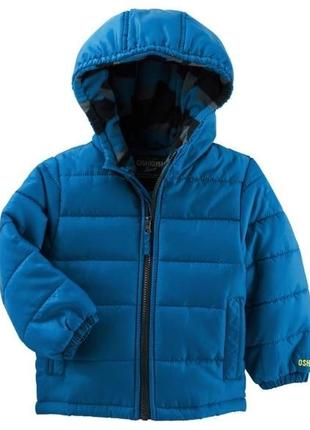 Демисезонная куртка размер 24 мес