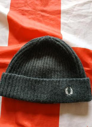 Fred perry шапка