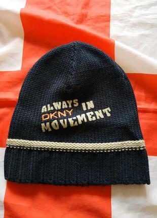 Donna karan. шапка