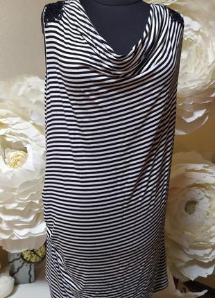 Стильная блуза туника вискоза