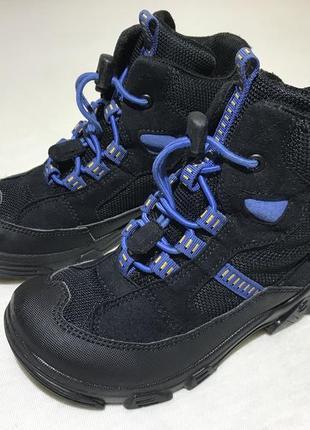 Зимние ❄️сапоги ,ботинки ecco с мембраной gore-tex ❄️размер 29- 30 оригинал ❗❗❗