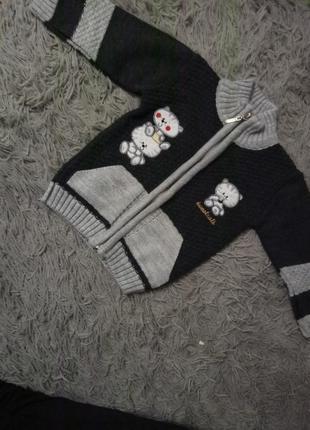 Детский свитерок 1-2 года