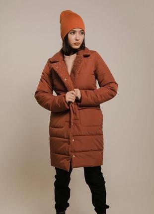 Теплая куртка осень-зима