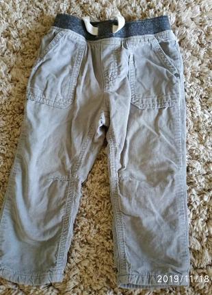 Удобные штаны на подкладке