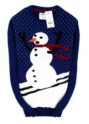 Новогодний свитер burton