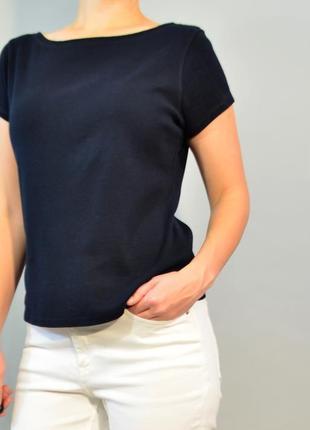 3087\40 футболка черного цвета m&s xxl