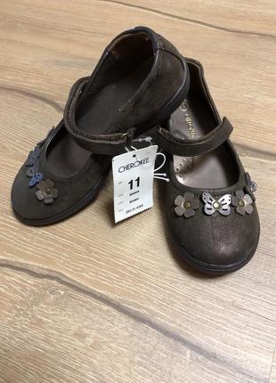 Туфельки, 18 см