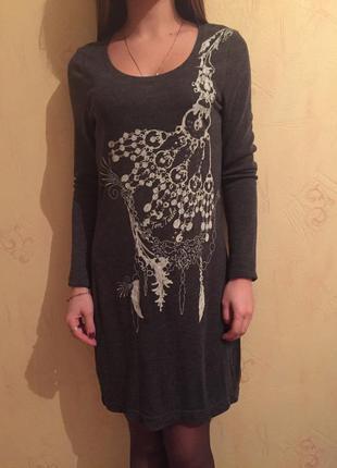 Брендовое платье tom tailor
