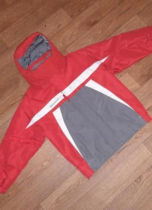Куртка декатлон новая,но без бирки.