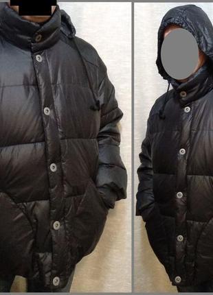 Зимняя next пуховик дутая куртка зефирка стеганая теплая