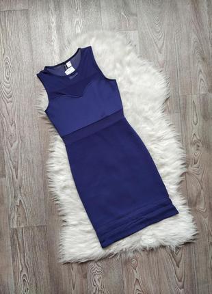 Классное вечернее платье с сеткой😍h&m