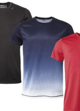 Спортивная футболка синяя обре р.л 52-54