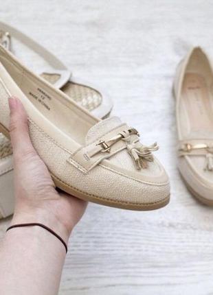 Женские балетки/ женские лоферы/женские туфли