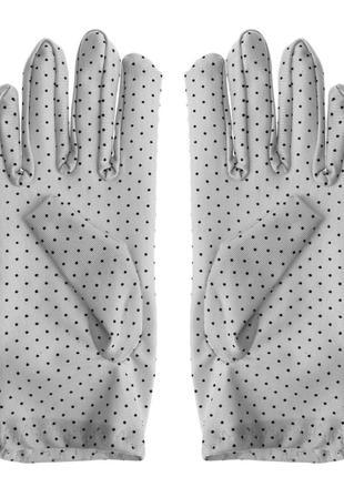 7-23 жіночі рукавички женские перчатки весенне - летние перчатки