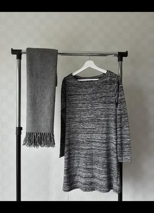 Zara, платье с длинными рукавами