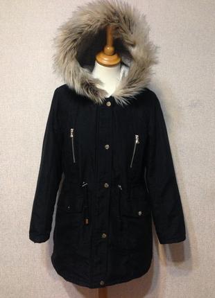 Куртка парка жен. dorothy perkins,р.s