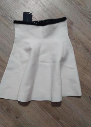 Обалденная юбка zara s-m