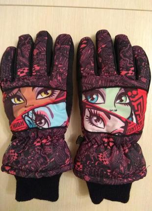 Крутые детские перчатки