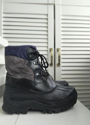 Сапоги/ботинки/сноубутсы