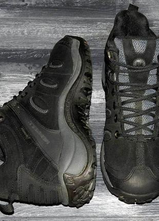 Merrell archeon ! оригинальные, кожаные, невероятно крутые термо ботинки