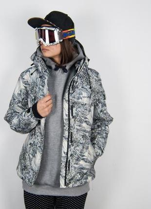 Горнолыжная куртка rip curl для сноуборда/лыж мембранная