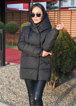 Очень теплая куртка зефирка