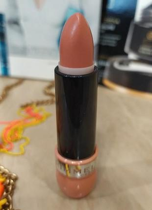 Помада rimmel lasting finish by kate nude