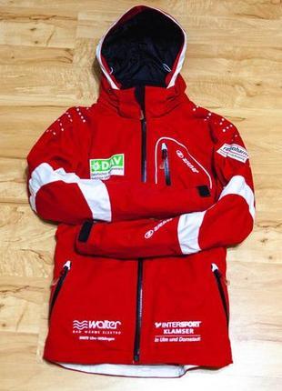 Лыжная куртка ziener германия , размер 40